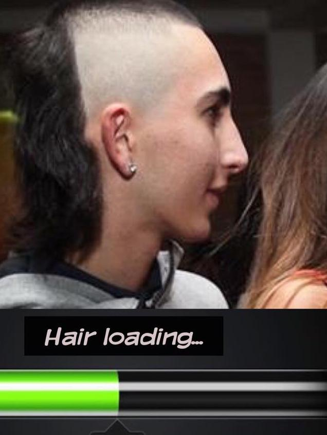 15 Most Funny Mullet Pictures And Images