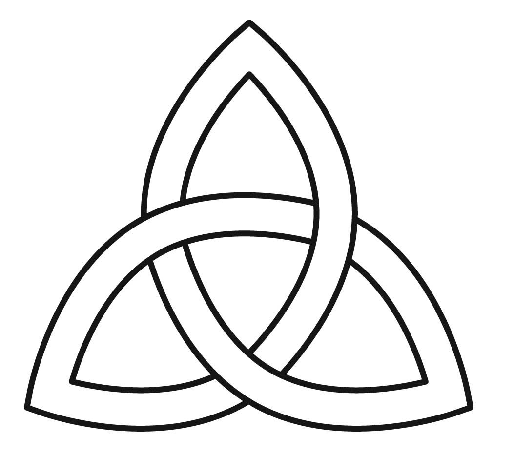 9 Simple Knot Tattoo Designs