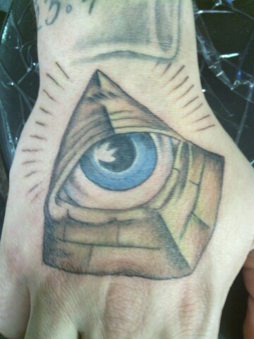 36 Traditional Pyramid Tattoos