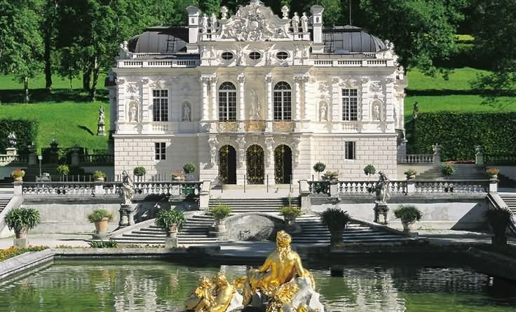 Bavarian Castles And Palaces