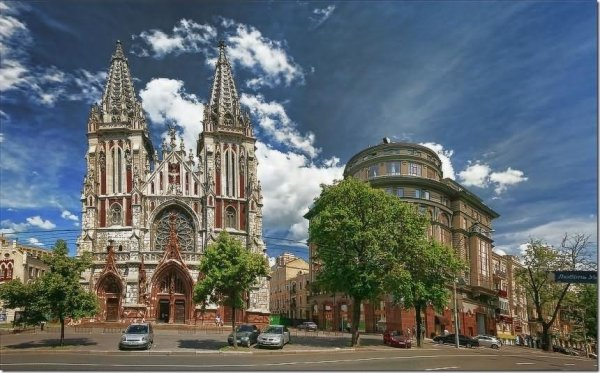 30 Beautiful Pictures Of The St Nicholas Roman Catholic