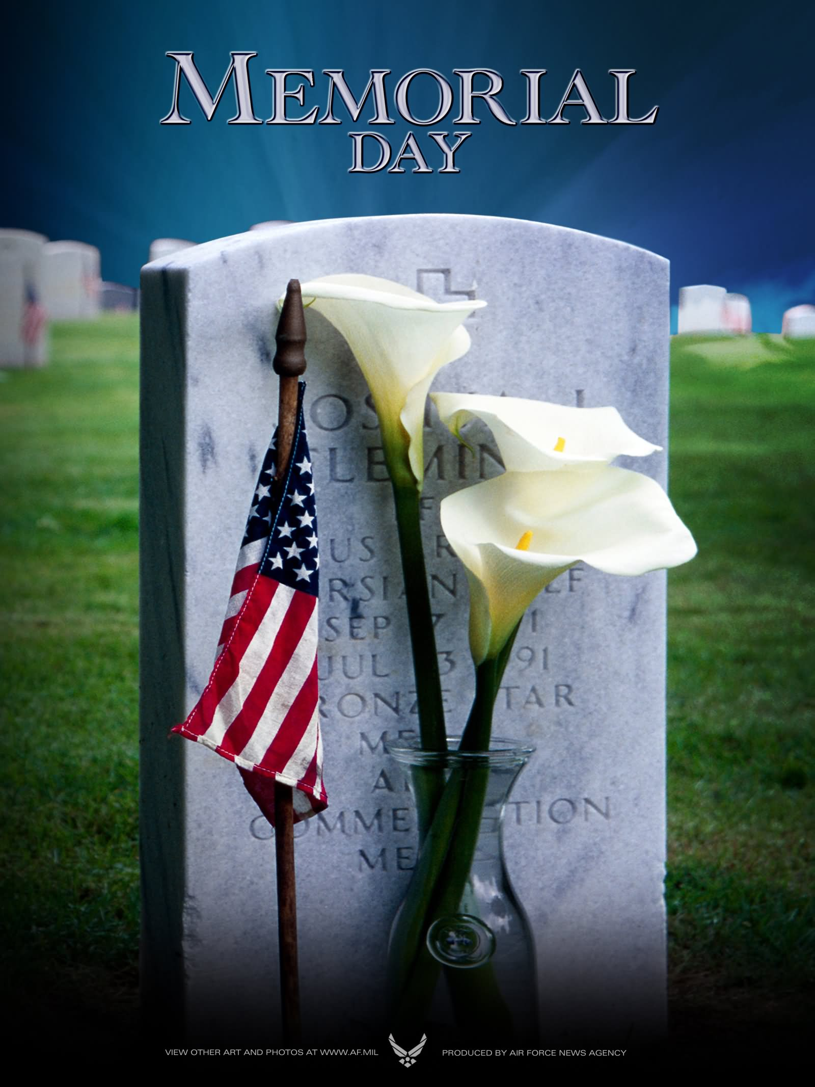 50 Most Beautiful Memorial Day Wish Pictures And Images