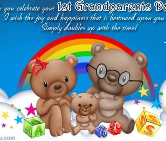 Most Beautiful Grandparents Day Greeting Card Images
