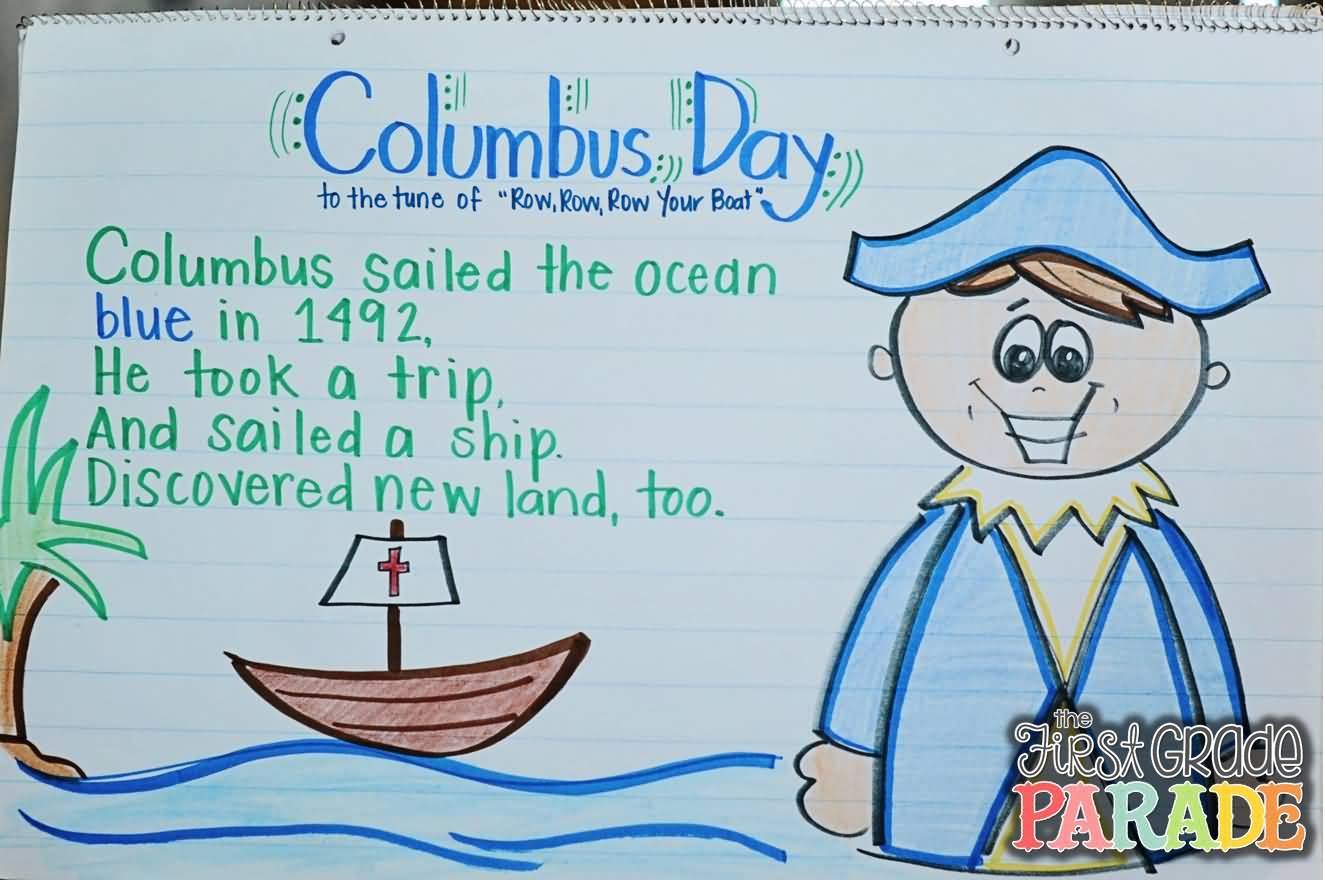 Columbus Day Greetings