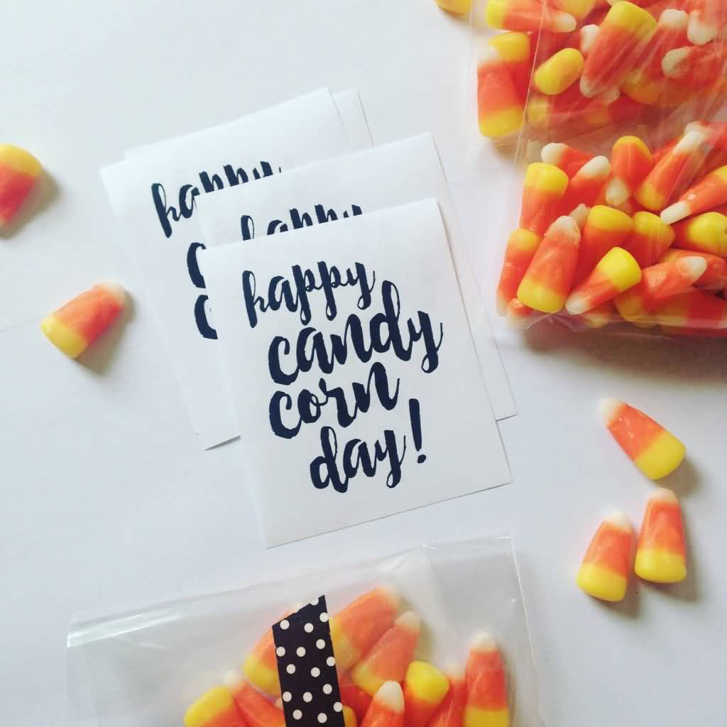 Corn Candy Day Funny National