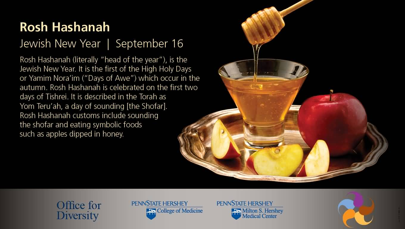 41 Happy Rosh Hashanah Greetings Pictures And Images