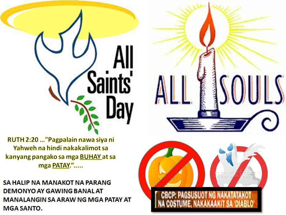 Image result for halloween all saints day all souls day