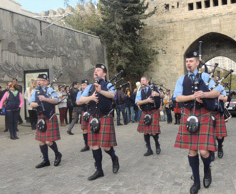 20 Best Pictures And Photos Of St. Andrew's Day Celebrations