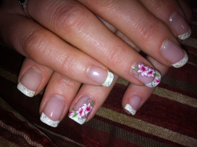 Diffe French Manicure Nail Designs
