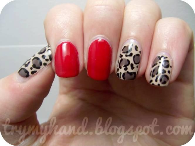 Prev Next Designs Pink Cheetah Print Nail Art Nails Leopard