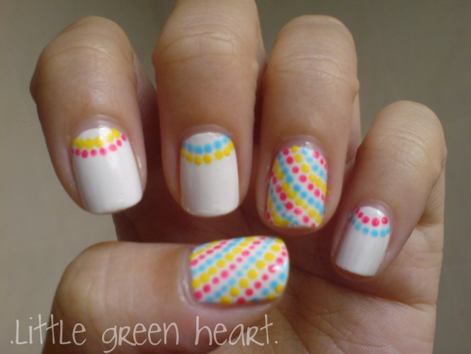 Simple Winter Nail Art Ideas For Short Nails 66