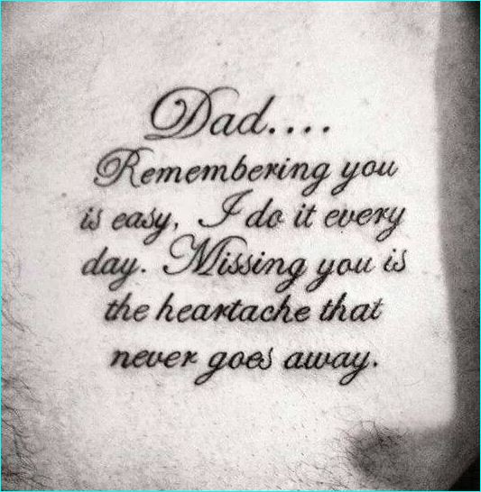 Remembering Dad Heaven