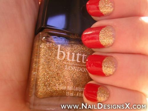 Red Nail Art 25