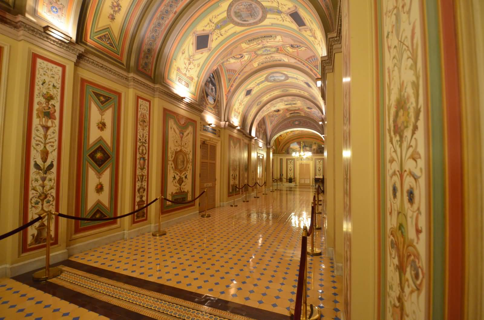 30 Incredible Interior Pictures Of United States Capitol