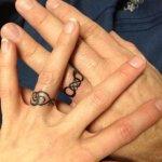 27 Finger Ring Tattoos