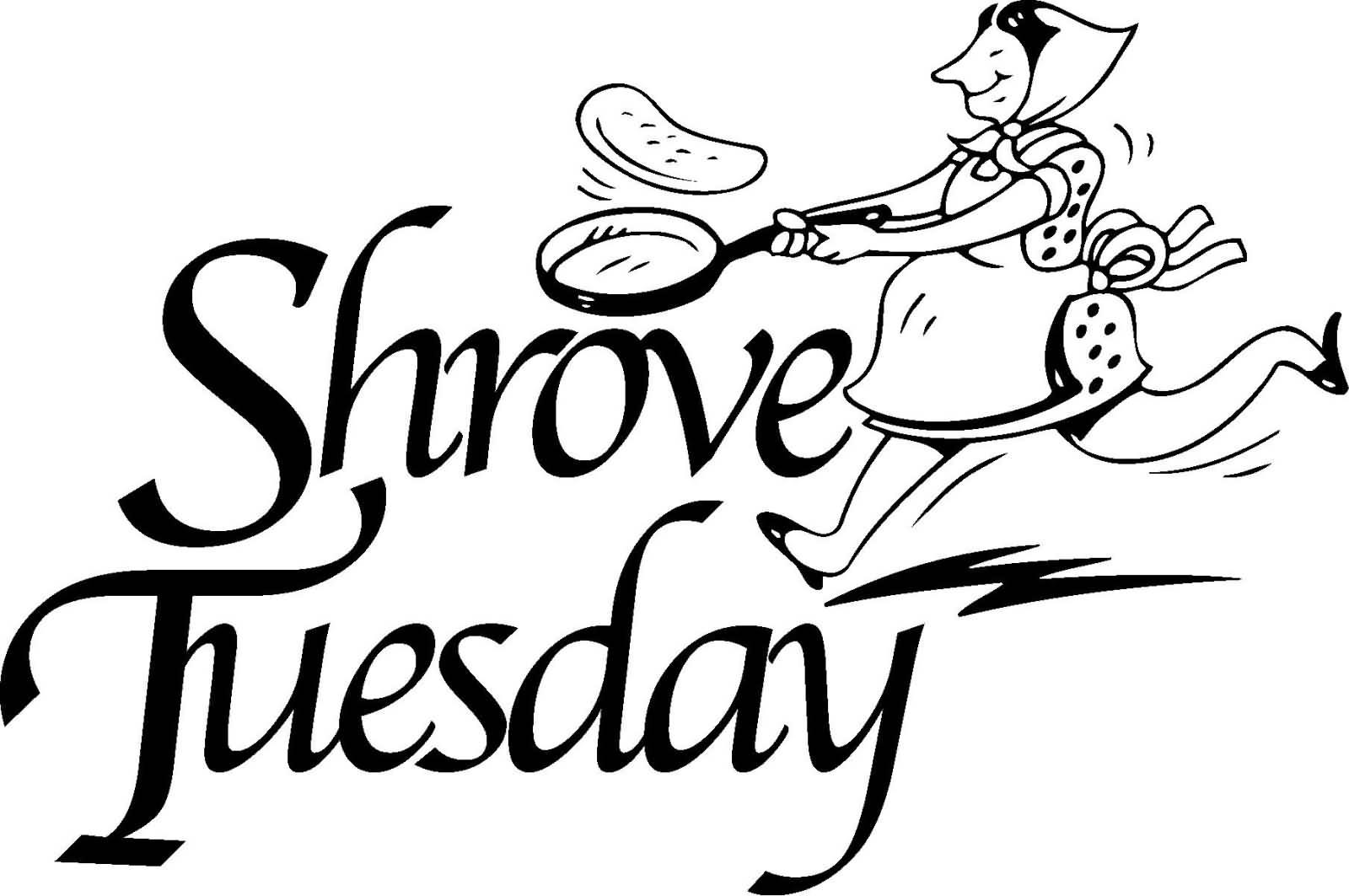 Shrove Tuesday Pancake Clipart