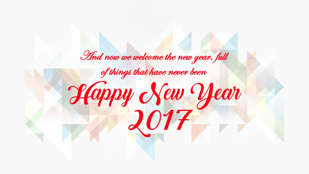 happy now new year messages