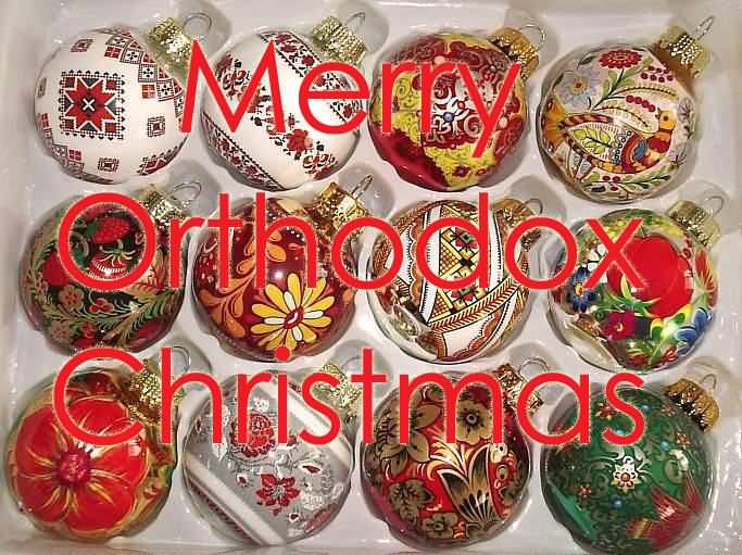 15 Beautiful Orthodox Christmas Day Greeting Pictures And