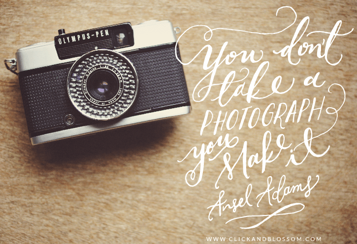 65 All Time Best Photography Quotes And Sayings You don t take a photograph  you make it