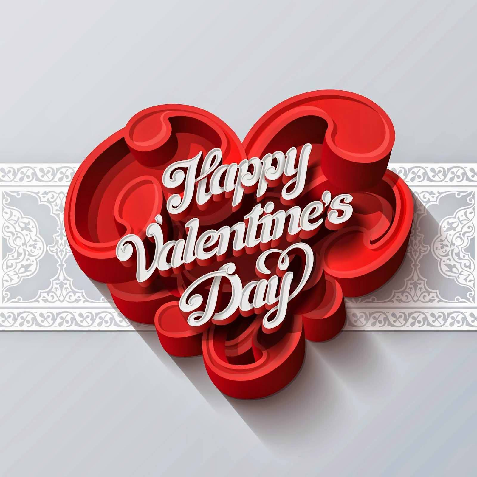 50 Most Beautiful Valentine S Day Greeting Card