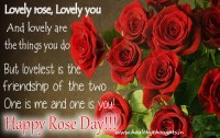 rose for rose day