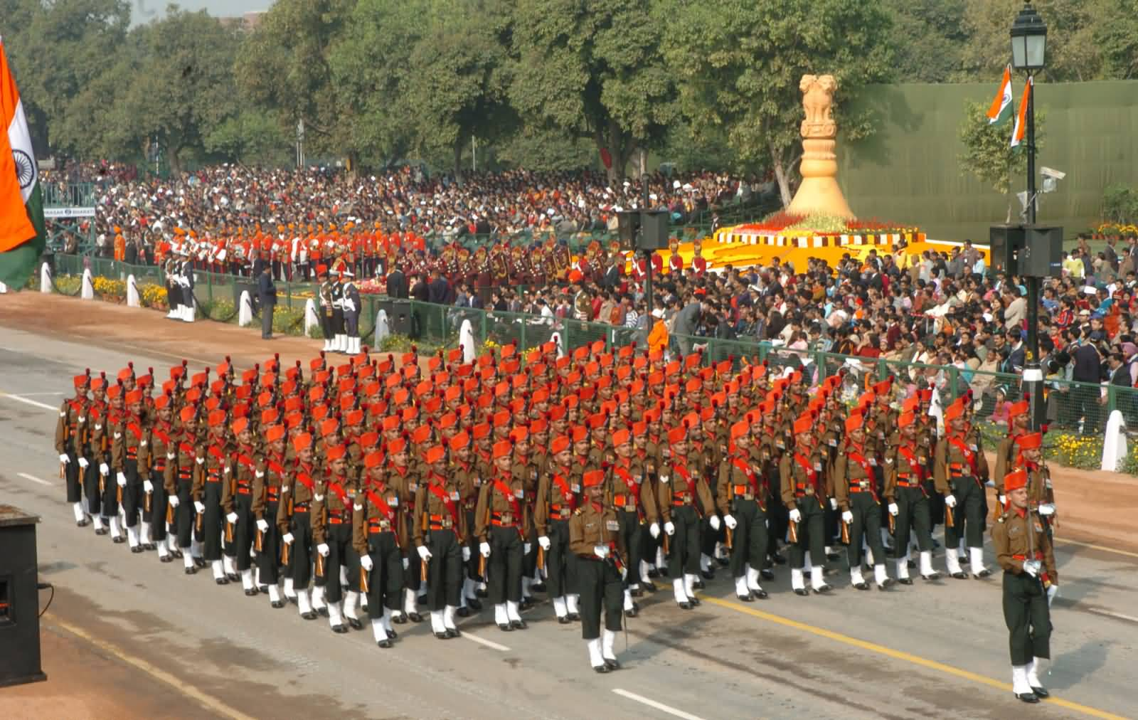 25 Best Republic Day Parade Pictures