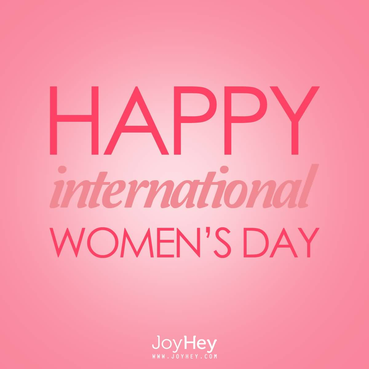 Happy International Women S Day Poster