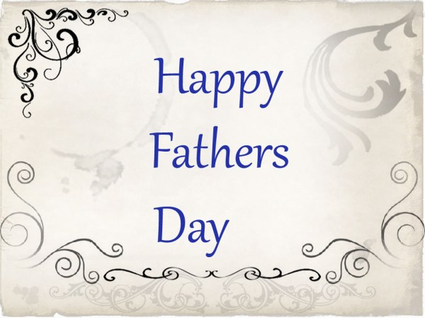Happy Fathers Day Greeting E-card