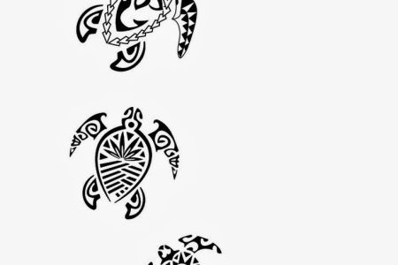 Maori Turtle Tattoo Design For Men Tattoos T Turtle Tattoo