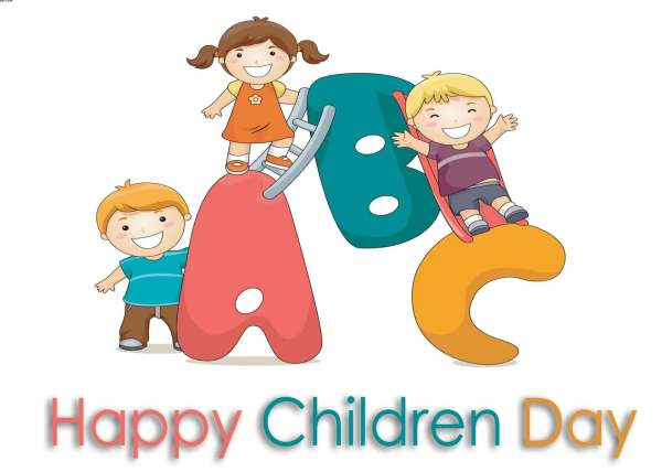 80 Most Beautiful Children's Day Wish Pictures And Images