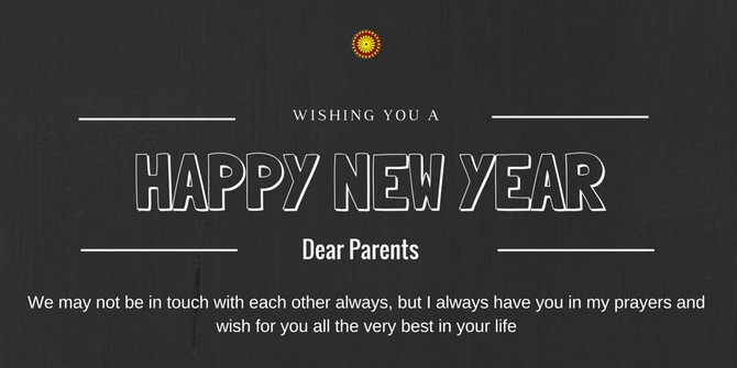 parent new year greetings