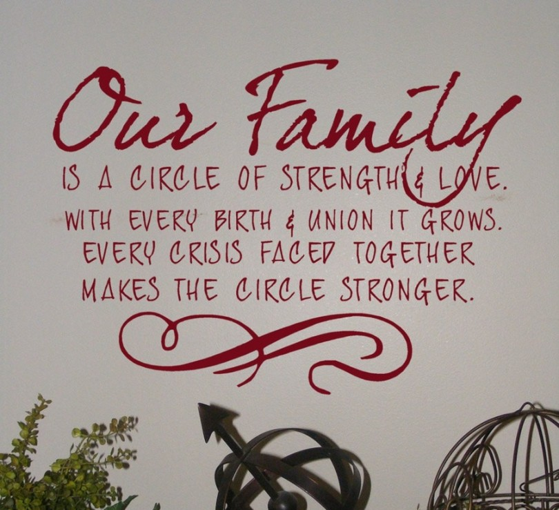 Image of: Ryancowan Askideascom 55 Most Beautiful Family Quotes And Sayings
