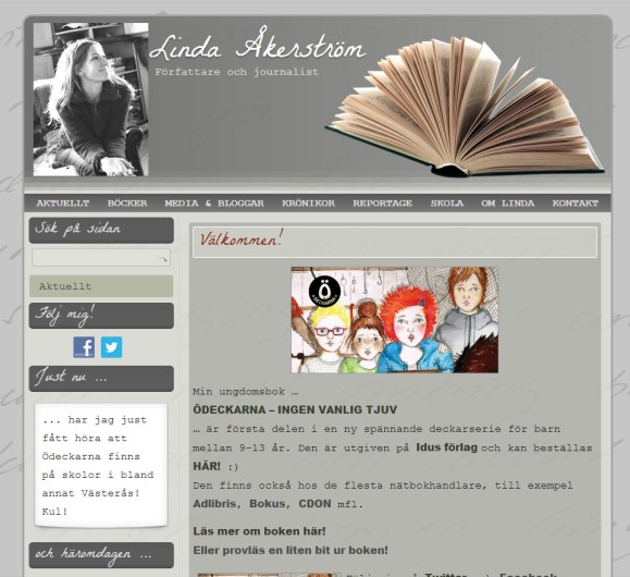 www.lindaakerstrom.se