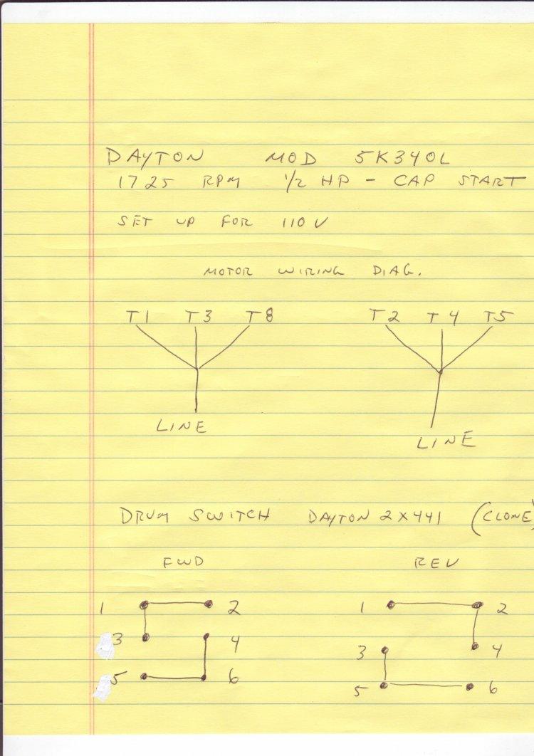 dayton drum switch wiring diagram   33 wiring diagram