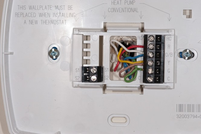 Delighful Heat Pump Thermostat Wiring Diagram Ecm Carrier And Schematic Honeywell Lennox For Decorating