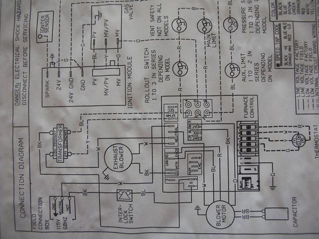 heil air handler wiring diagram wiring diagram for light