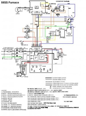 Carrier Furnace: Wiring Diagram For Carrier Furnace