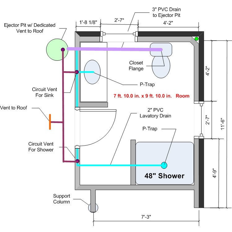 Toilet Drain Layout - Plumbing Diagram Luxurious Project On Www.shv on plumbing drawing diagrams, plumbing diagrams for mobile homes, plumbing installation diagrams, do yourself plumbing diagrams, plumbing manifold diagrams, plumbing construction diagrams, residential plumbing diagrams, plumbing riser diagram, plumbing tree diagram, basic plumbing diagrams, plumbing venting diagrams, plumbing code diagrams, house plumbing diagrams, simple plumbing diagrams, plumbing line diagrams, commercial plumbing diagrams, plumbing drain diagrams, plumbing layout diagrams, plumbing piping diagrams,