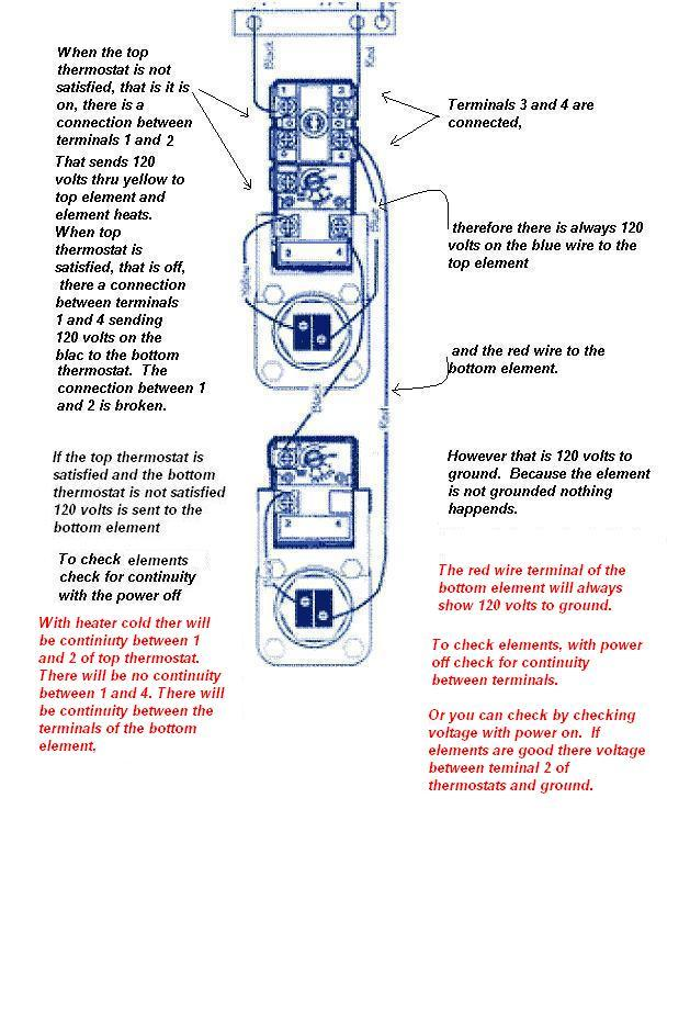 Outstanding Water Heater 240v Wiring Diagram Contemporary ...