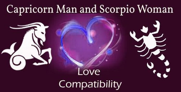dating scorpio man capricorn woman