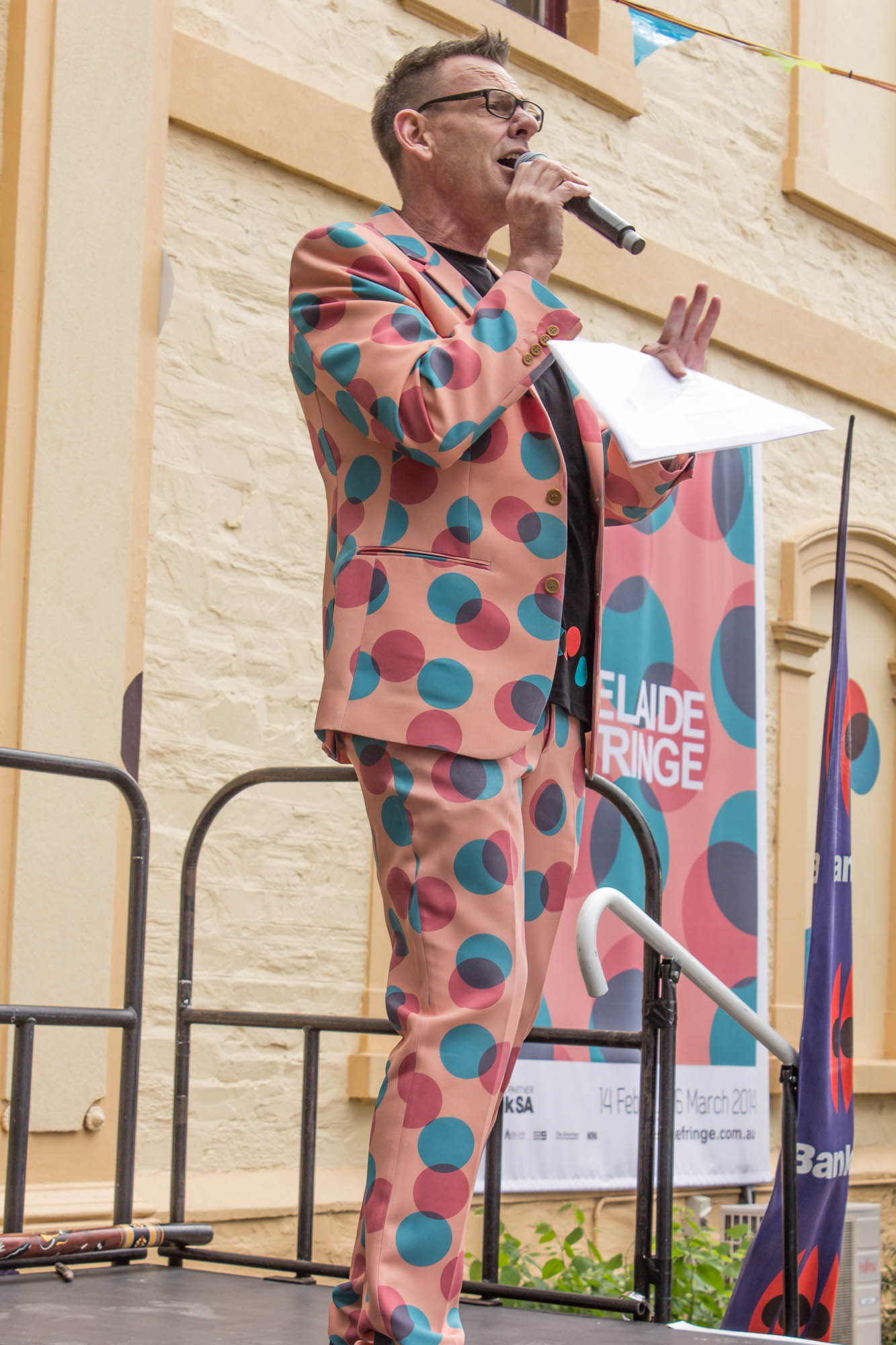 The ASG, The Adelaide Fringe Festival & The Exclusive Fringe Launch!!!