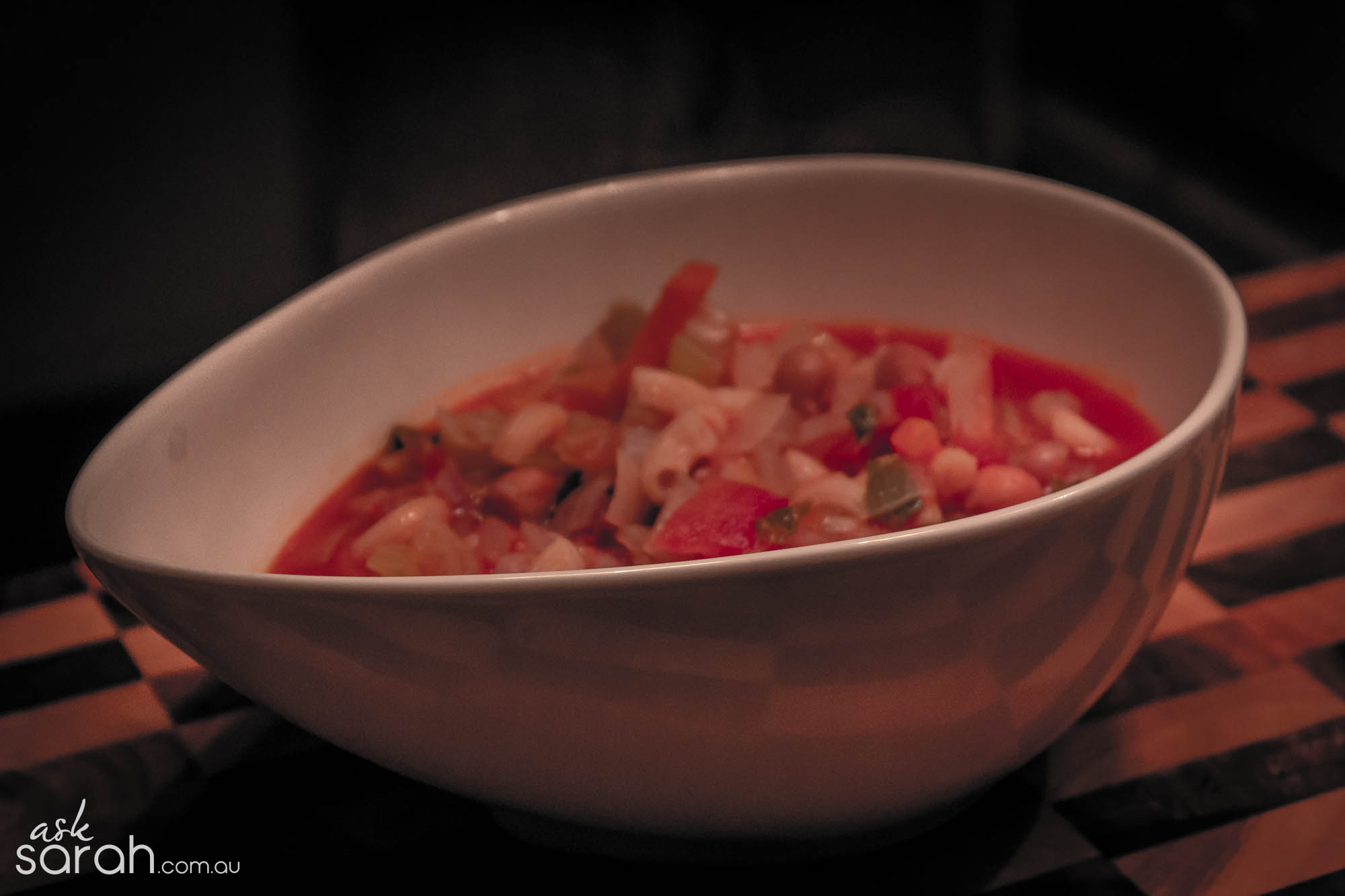 Recipe: Cheats Soup III - Minestrone