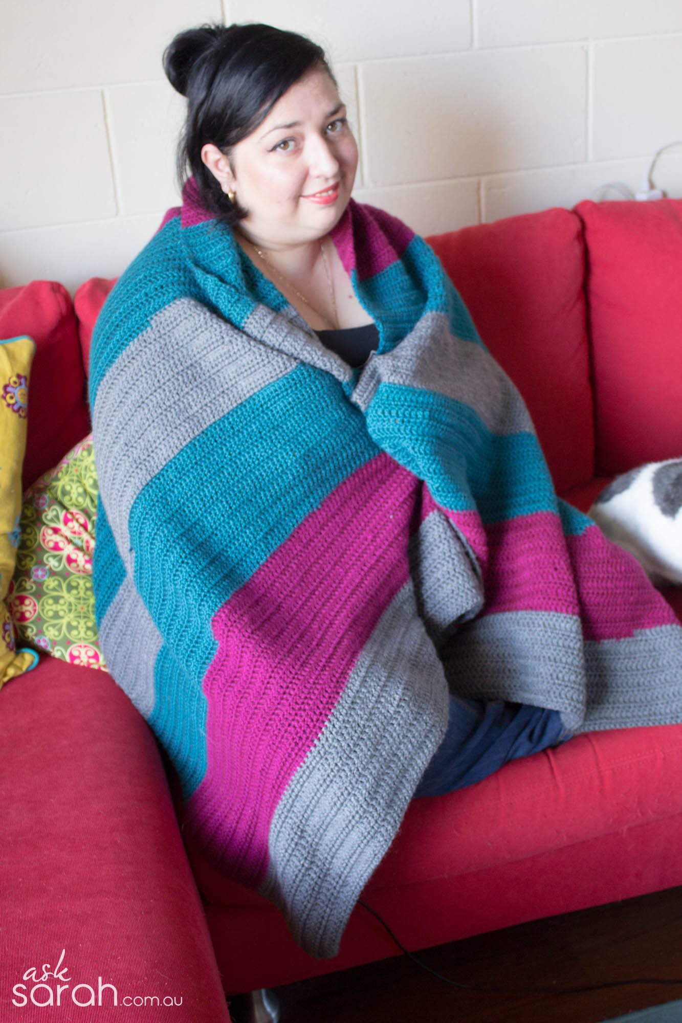 Make: Super Cool Crochet Blanket