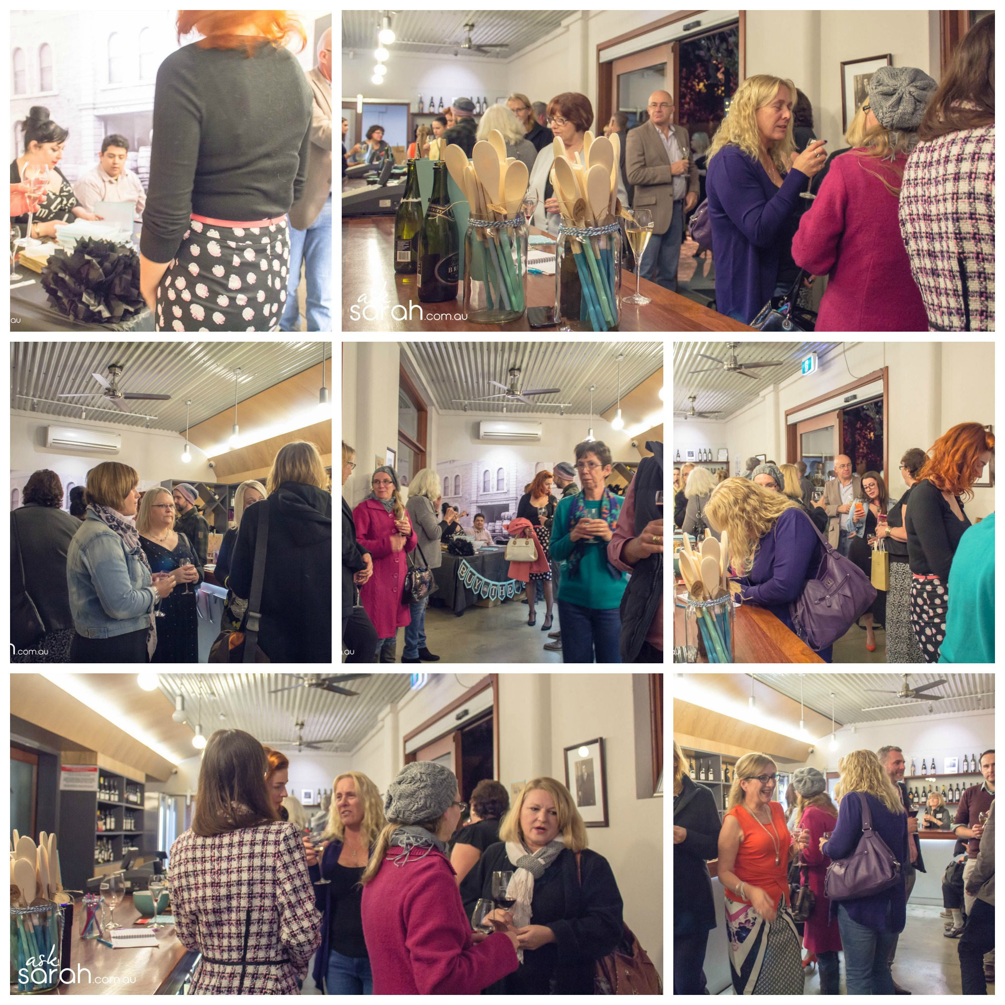 Have A Look Around My Book Launch! (As Promised, There's Lots of Pics!)