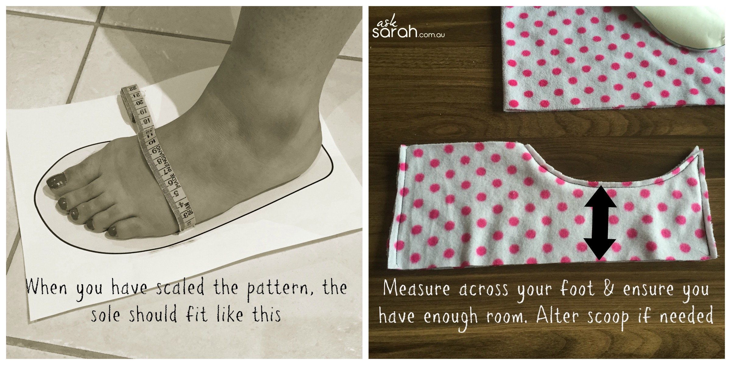 picture about Free Printable Fleece Sock Pattern identified as Sew: Grownup Women Fleece Elf Slippers Totally free Do it yourself Sewing