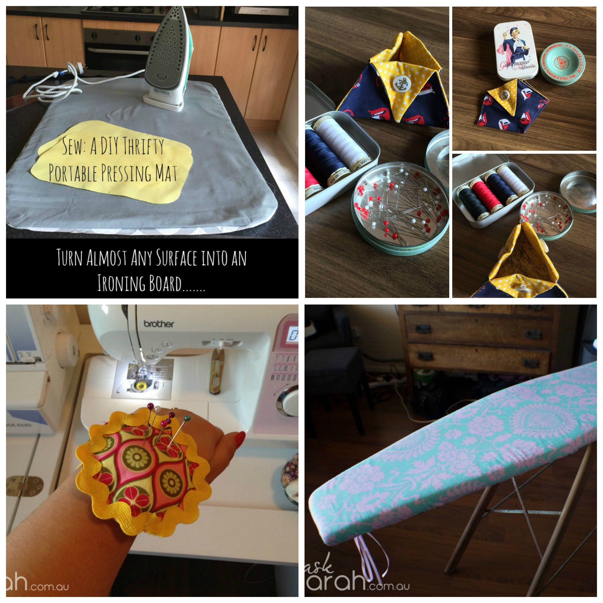 Make: 25+ Handmade Mother's Day Gifts {That You Can Make Today With These Tutorials}