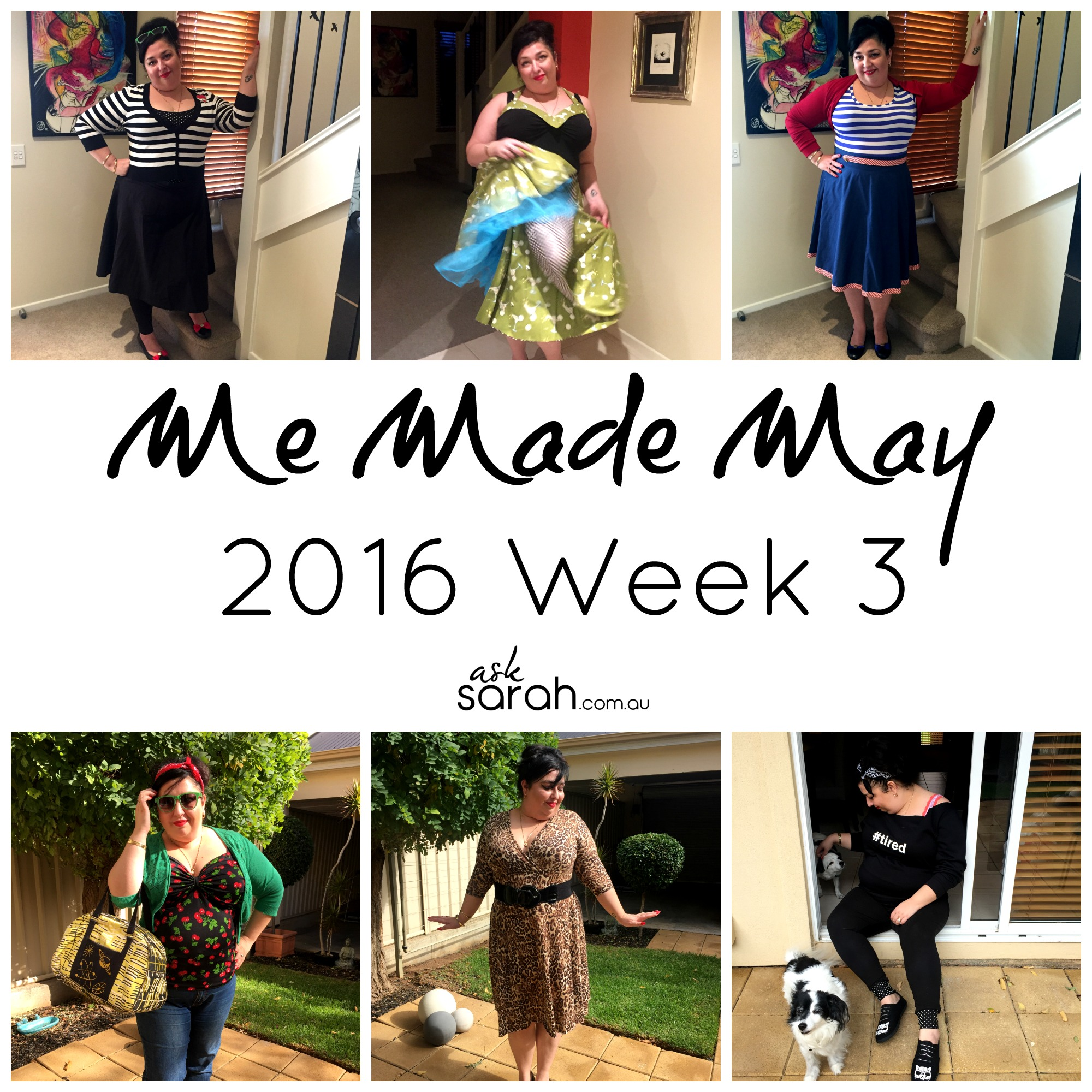 Me Made May 2016 Week 3 #MMMay16