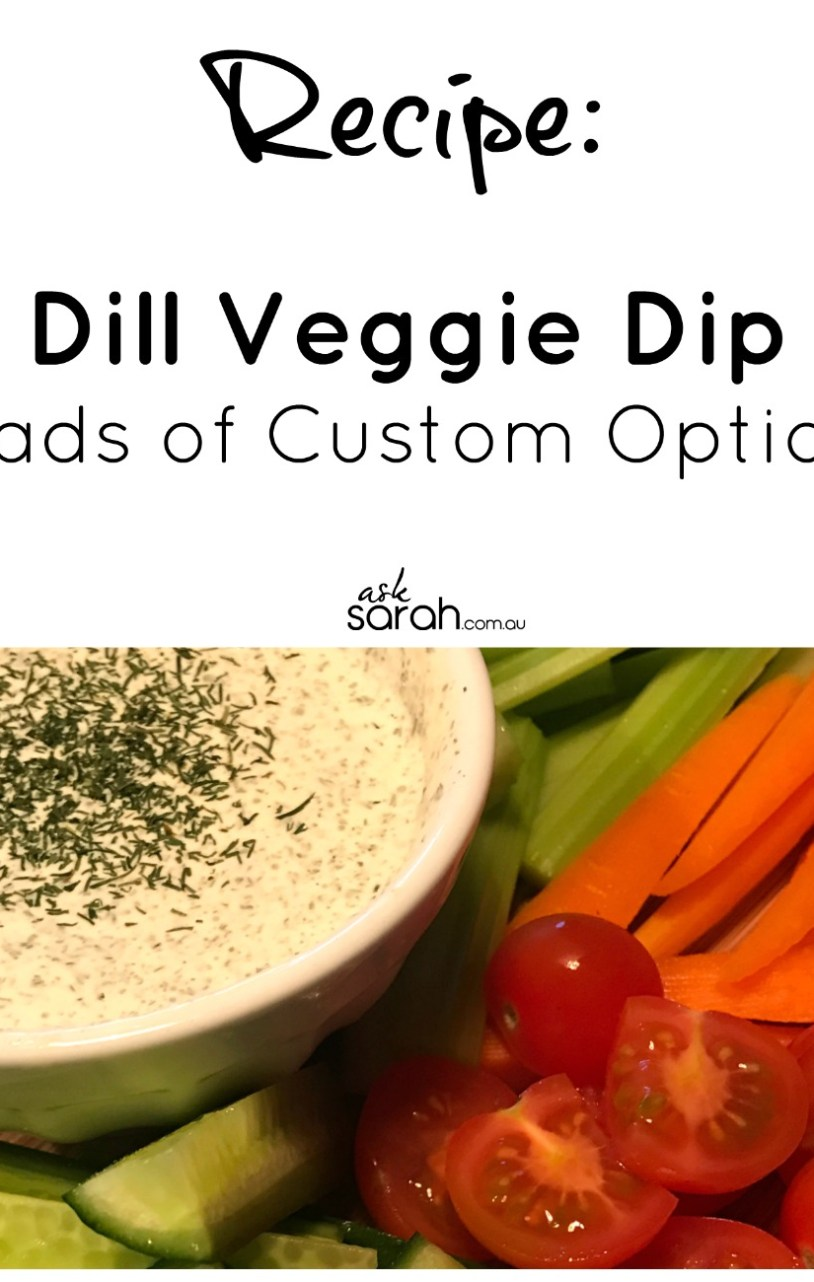 Dips/Sauces/Dressings – Ask Sarah