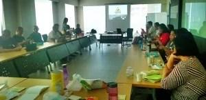 Leadership Session at KFC