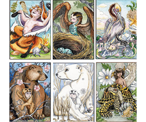 The Stolen Child Tarot